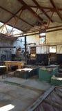 Εγκαταλειμμένο σπίτι ορυχείου Στοκ Εικόνα