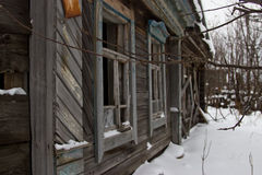 εγκαταλειμμένο σπίτι παλαιό Στοκ φωτογραφίες με δικαίωμα ελεύθερης χρήσης