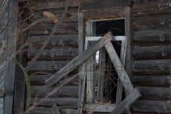 εγκαταλειμμένο σπίτι παλαιό Στοκ Φωτογραφία