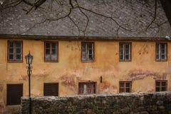 εγκαταλειμμένο σπίτι παλαιό στοκ εικόνα με δικαίωμα ελεύθερης χρήσης