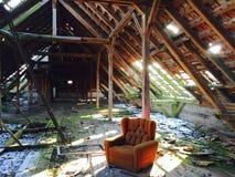 εγκαταλειμμένο σπίτι Στοκ Φωτογραφία