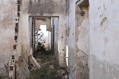 2 εγκαταλειμμένο σπίτι Στοκ φωτογραφίες με δικαίωμα ελεύθερης χρήσης