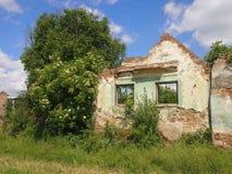 εγκαταλειμμένο σπίτι Στοκ εικόνες με δικαίωμα ελεύθερης χρήσης