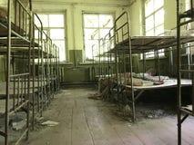 Εγκαταλειμμένο σχολείο Στοκ εικόνα με δικαίωμα ελεύθερης χρήσης