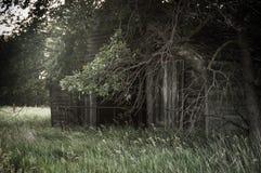 Εγκαταλειμμένο φέουδο Στοκ Φωτογραφίες