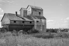 εγκαταλειμμένο χωριό Στοκ εικόνα με δικαίωμα ελεύθερης χρήσης