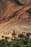 Εγκαταλειμμένο χωριό Birkat Al-Mawz Στοκ φωτογραφίες με δικαίωμα ελεύθερης χρήσης