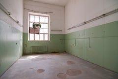 εγκαταλειμμένο δωμάτιο Στοκ φωτογραφίες με δικαίωμα ελεύθερης χρήσης