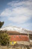 Εγκαταλελειμμένος θερθαδο και το βόρειο βουνό βρυσών Ο ` στη Σκωτία στοκ εικόνες με δικαίωμα ελεύθερης χρήσης