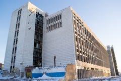 εγκαταλελειμμένο εργοστάσιο Στοκ Εικόνες