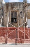 Εγκαταλελειμμένο κτήριο, Lecce Στοκ φωτογραφία με δικαίωμα ελεύθερης χρήσης