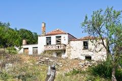 εγκαταλελειμμένο σπίτι στοκ εικόνες
