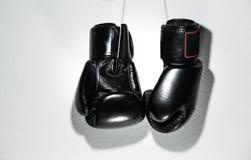 Εγκιβωτίζοντας γάντια Στοκ φωτογραφία με δικαίωμα ελεύθερης χρήσης