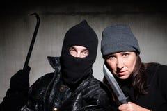 εγκληματίες Στοκ εικόνα με δικαίωμα ελεύθερης χρήσης