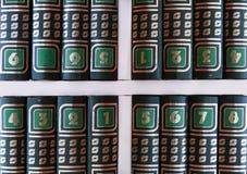 Εγκυκλοπαίδεια Στοκ φωτογραφία με δικαίωμα ελεύθερης χρήσης