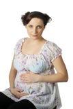 εγκυμοσύνη στοκ εικόνα με δικαίωμα ελεύθερης χρήσης
