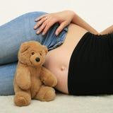 εγκυμοσύνη Στοκ Εικόνα