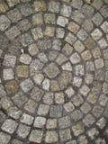 εγκύκλιος τούβλου ανα& Στοκ Εικόνες