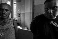 Εγκληματικό ψυχιατρείο Στοκ εικόνες με δικαίωμα ελεύθερης χρήσης