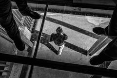 Εγκληματικό ψυχιατρείο Στοκ Φωτογραφίες
