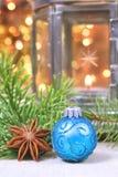 Εγχώρια διακόσμηση Χριστουγέννων Στοκ Εικόνες
