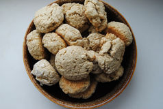 Εγχώρια μπισκότα Στοκ Εικόνες