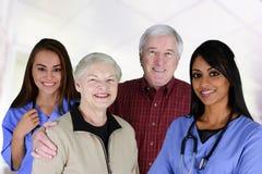 Εγχώρια υγειονομική περίθαλψη στοκ φωτογραφίες