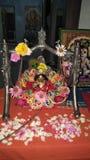 Εγχώριο γεγονός krishna Jayshree στοκ εικόνες