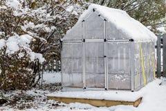Εγχώριο θερμοκήπιο Στοκ εικόνα με δικαίωμα ελεύθερης χρήσης