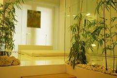 Εγχώριο ντεκόρ και πιό interier σύγχρονο ύφος Στοκ φωτογραφία με δικαίωμα ελεύθερης χρήσης