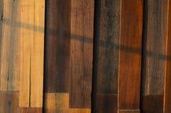 Εγχώριο teak σπιτιών ξύλινη έννοια επίπλων laccquer σκληρή Στοκ Εικόνες