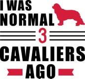 _ΕΓΏ είμαι κανονικός 3 Cavaliers πριν ελεύθερη απεικόνιση δικαιώματος