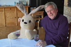 Εγώ και ο φίλος μου Στοκ φωτογραφία με δικαίωμα ελεύθερης χρήσης