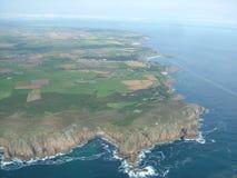 εδάφη τελών ακτών στοκ φωτογραφία