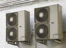 εδαφοβελτιωτικό climatiseur αέρα Στοκ φωτογραφία με δικαίωμα ελεύθερης χρήσης