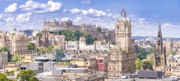 Εδιμβούργο Σκωτία UK στοκ εικόνες