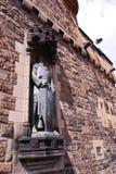 Εδιμβούργο Castle, η πόλη του Εδιμβούργου, Σκωτία στοκ φωτογραφίες