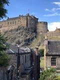 Εδιμβούργο Castle - Εδιμβούργο - Σκωτία στοκ εικόνες