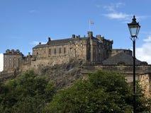 Εδιμβούργο Castle - Εδιμβούργο - Σκωτία στοκ εικόνες με δικαίωμα ελεύθερης χρήσης