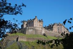 Εδιμβούργο Castle Στοκ Εικόνες
