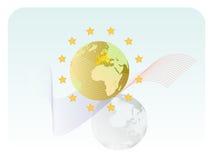 ΕΕ Διανυσματική απεικόνιση