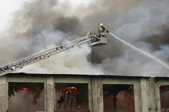 εθελοντής πυροσβέστης 3 υπηρεσίας Στοκ εικόνες με δικαίωμα ελεύθερης χρήσης