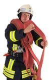 εθελοντής πυροσβέστης Στοκ Εικόνα