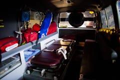 Εθελοντικό EMTs Στοκ Εικόνες
