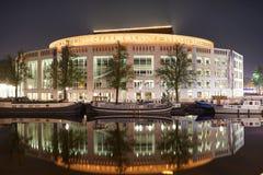 Εθνικά όπερα & μπαλέτο Στοκ Φωτογραφία