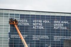 Εθνικές μέρες του πένθους στη Γαλλία Στοκ Εικόνες