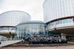 Εθνικές μέρες του πένθους στη Γαλλία Στοκ εικόνα με δικαίωμα ελεύθερης χρήσης