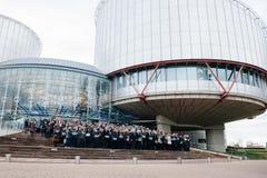 Εθνικές μέρες του πένθους στη Γαλλία Στοκ φωτογραφίες με δικαίωμα ελεύθερης χρήσης