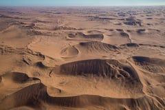 Εθνική άποψη ερήμων πάρκων namib-Naukluft από τον αέρα Στοκ φωτογραφίες με δικαίωμα ελεύθερης χρήσης