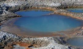 Εθνική λίμνη Yellowstone πάρκων Στοκ Φωτογραφία